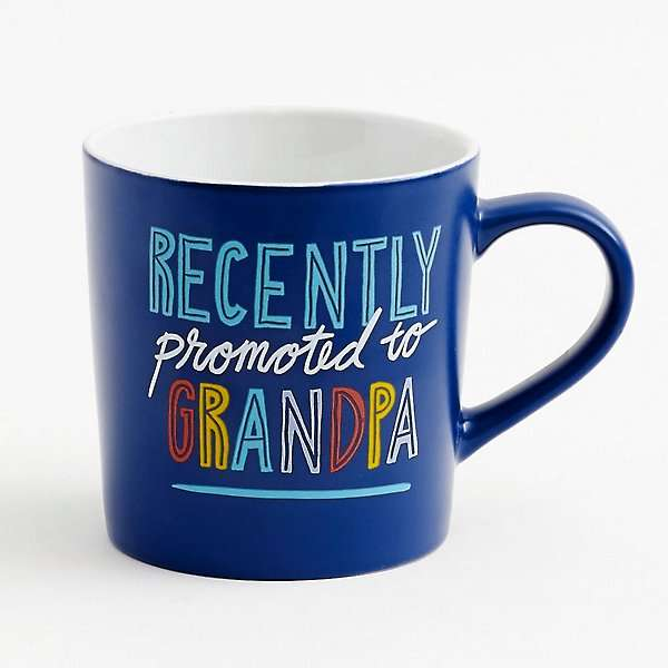 PROMOTED GRANDPA MUG Thumbnail