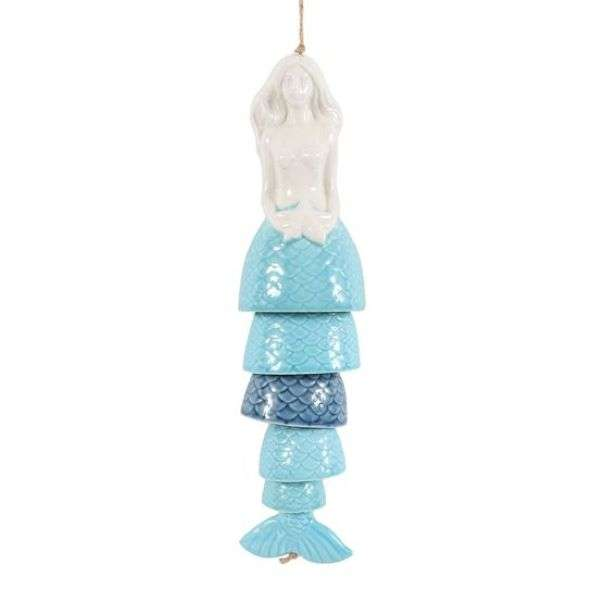 MERMAID WIND CHIME Thumbnail
