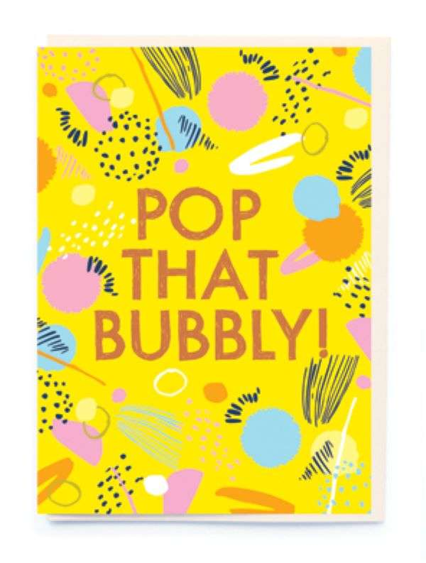 POP THAT BUBBLY CARD Thumbnail