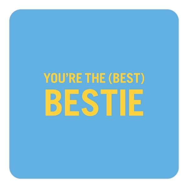 YOU'RE THE BEST BESTIE INNER TRUTH DECK Thumbnail