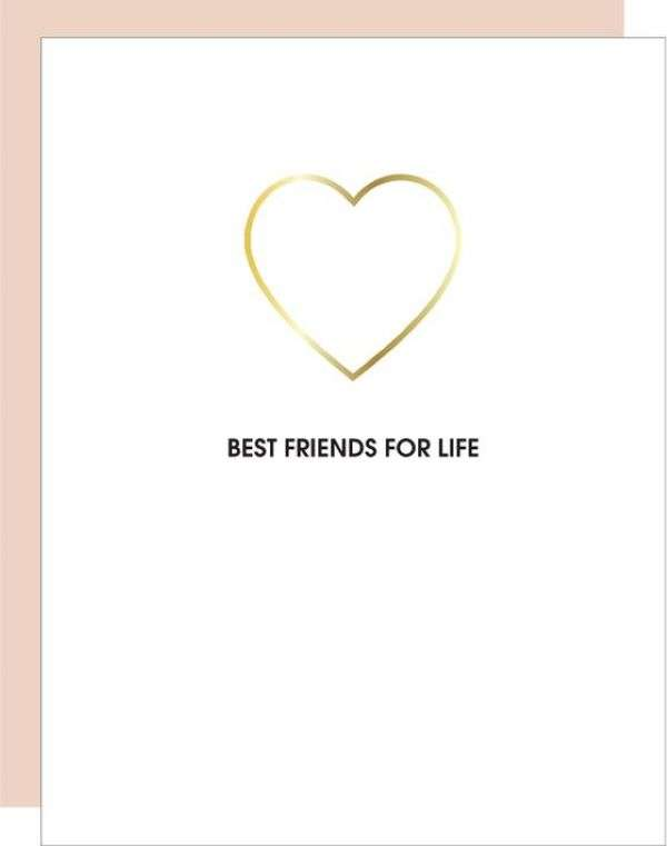 BEST FRIENDS FOR LIFE CARD Thumbnail