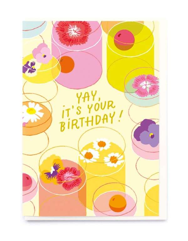 YAY! IT'S YOUR BIRTHDAY CARD Thumbnail
