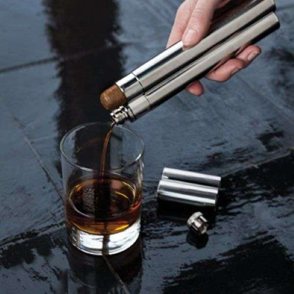 CIGAR HOLDER & FLASK Thumbnail