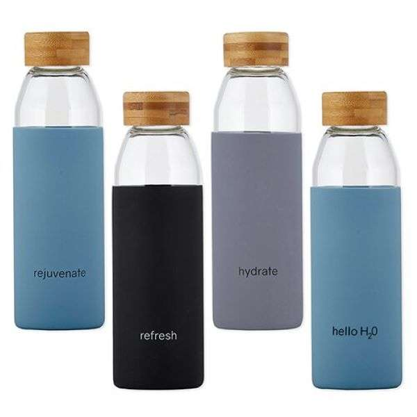 GLASS WATER BOTTLES Thumbnail