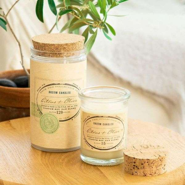FIELD JAR SOY CANDLE COLLECTION Thumbnail