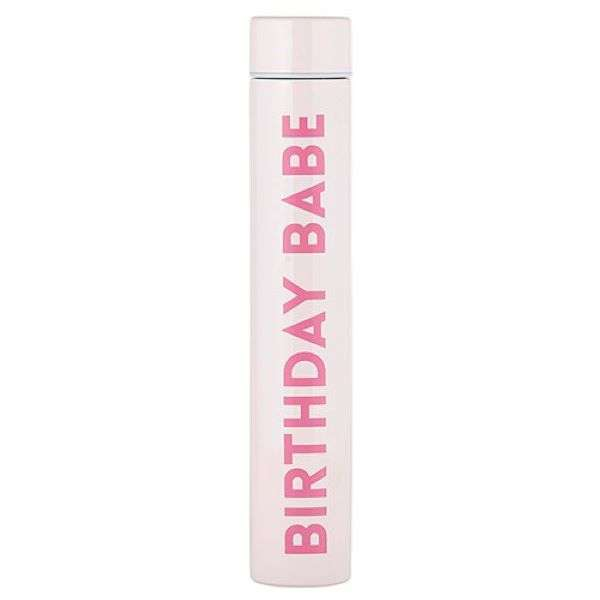BIRTHDAY BABE FLASK BOTTLE  Thumbnail