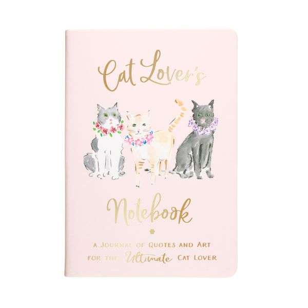 CAT LOVERS NOTE BOOK Thumbnail