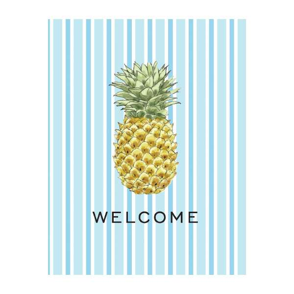 WELCOME (PINEAPPLE) CARD Thumbnail