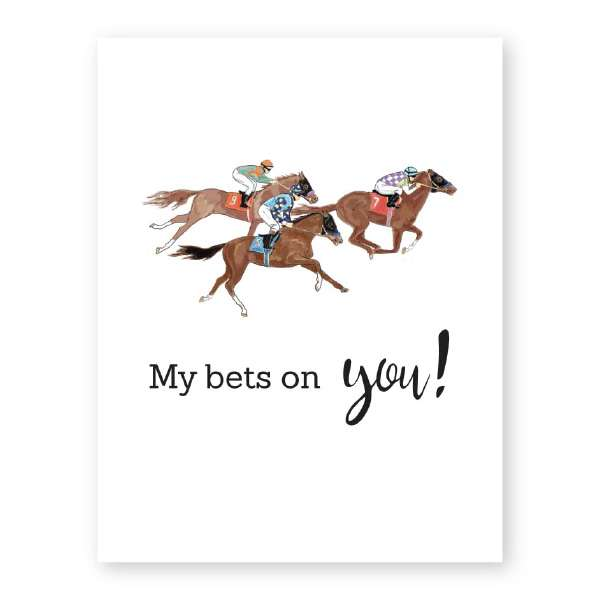MY BETS ON YOU CARD Thumbnail