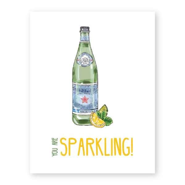 YOU ARE SPARKLING CARD Thumbnail