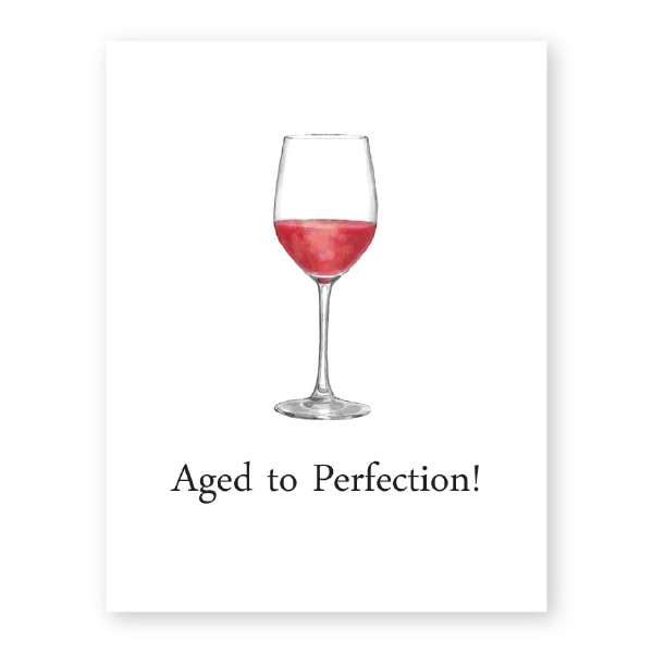 AGED TO PERFECTION CARD Thumbnail