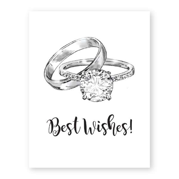 BEST WISHES CARD Thumbnail