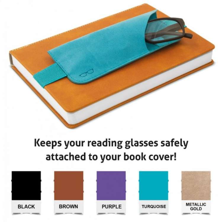 BOOK  READING GLASSES CASE Thumbnail