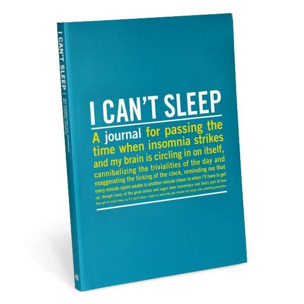 I CAN'T SLEEP INNER-TRUTH JOURNAL Thumbnail