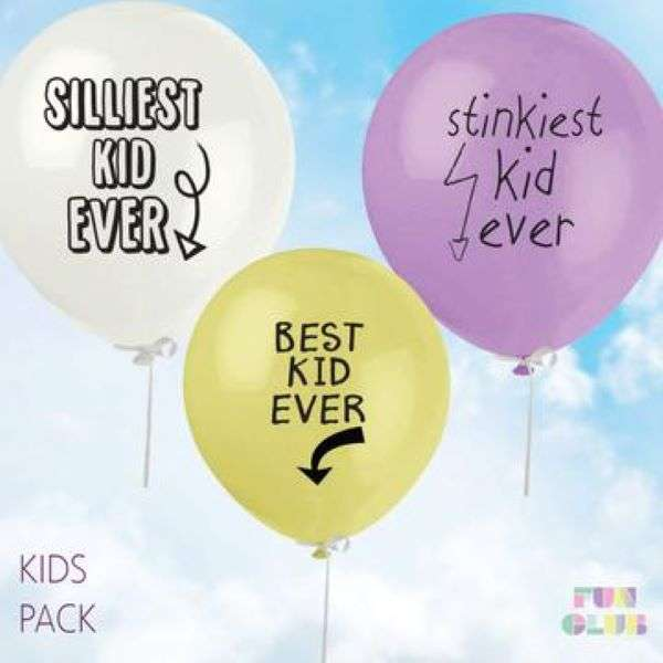 KIDS BALLOON PACK Thumbnail