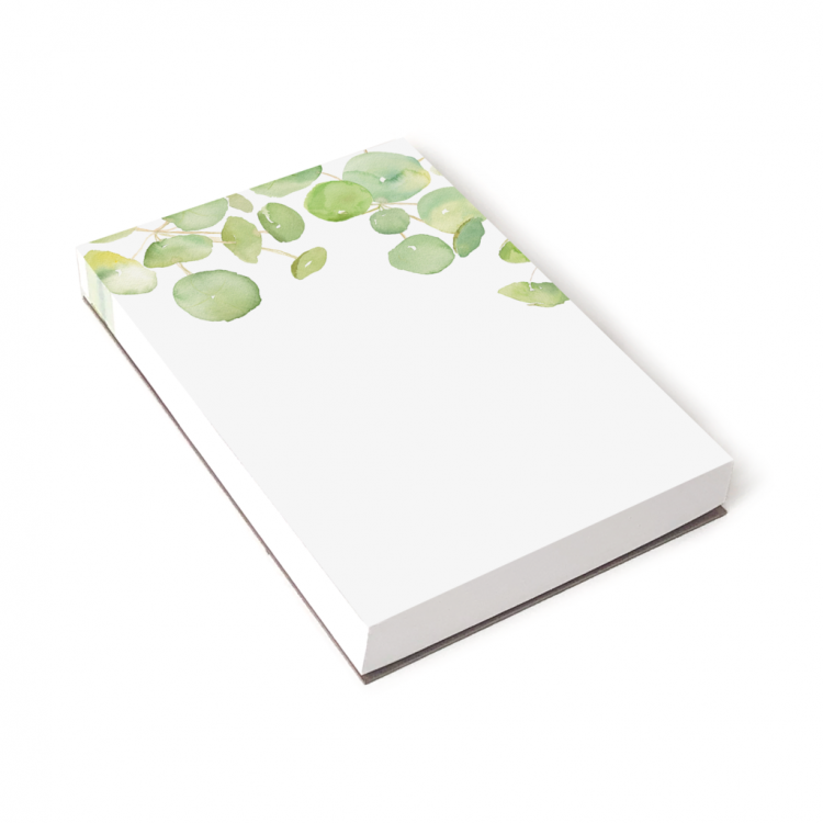 SPRING LEAVES NOTEPAD Thumbnail