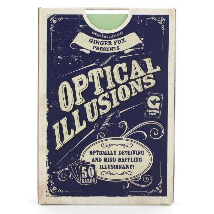 OPTICAL ILLUSIONS Thumbnail