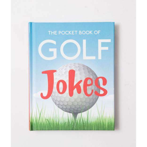 GOLF JOKE BOOK Thumbnail