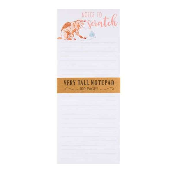 NOTES TO SCRATCH - TALL NOTEPAD Thumbnail