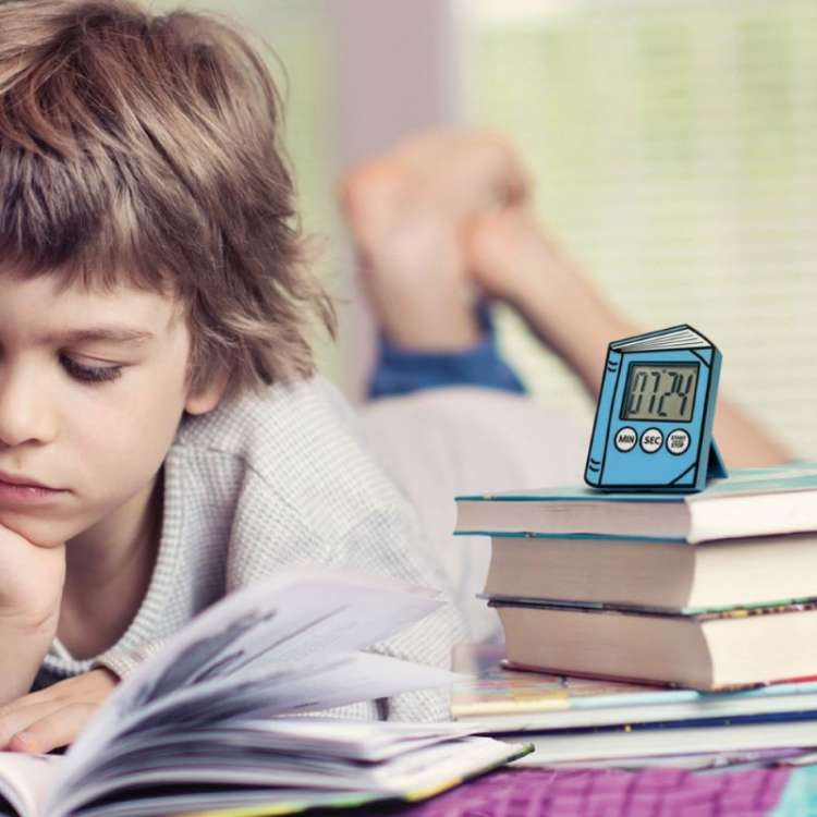CHILDREN'S READING TIMER Thumbnail