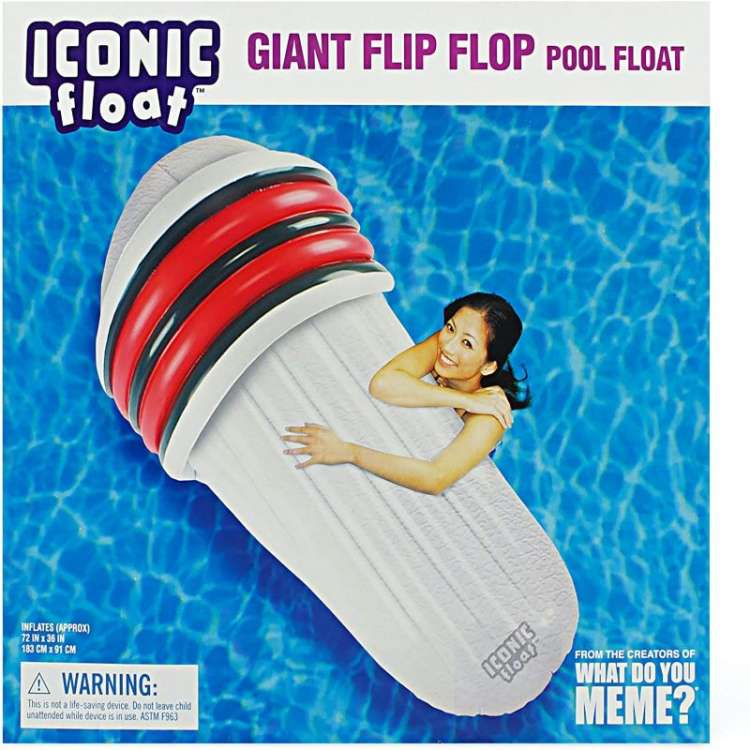 GIANT SANDLE FLOAT Thumbnail