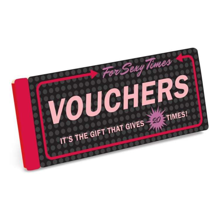 SEXY TIME VOUCHERS Thumbnail