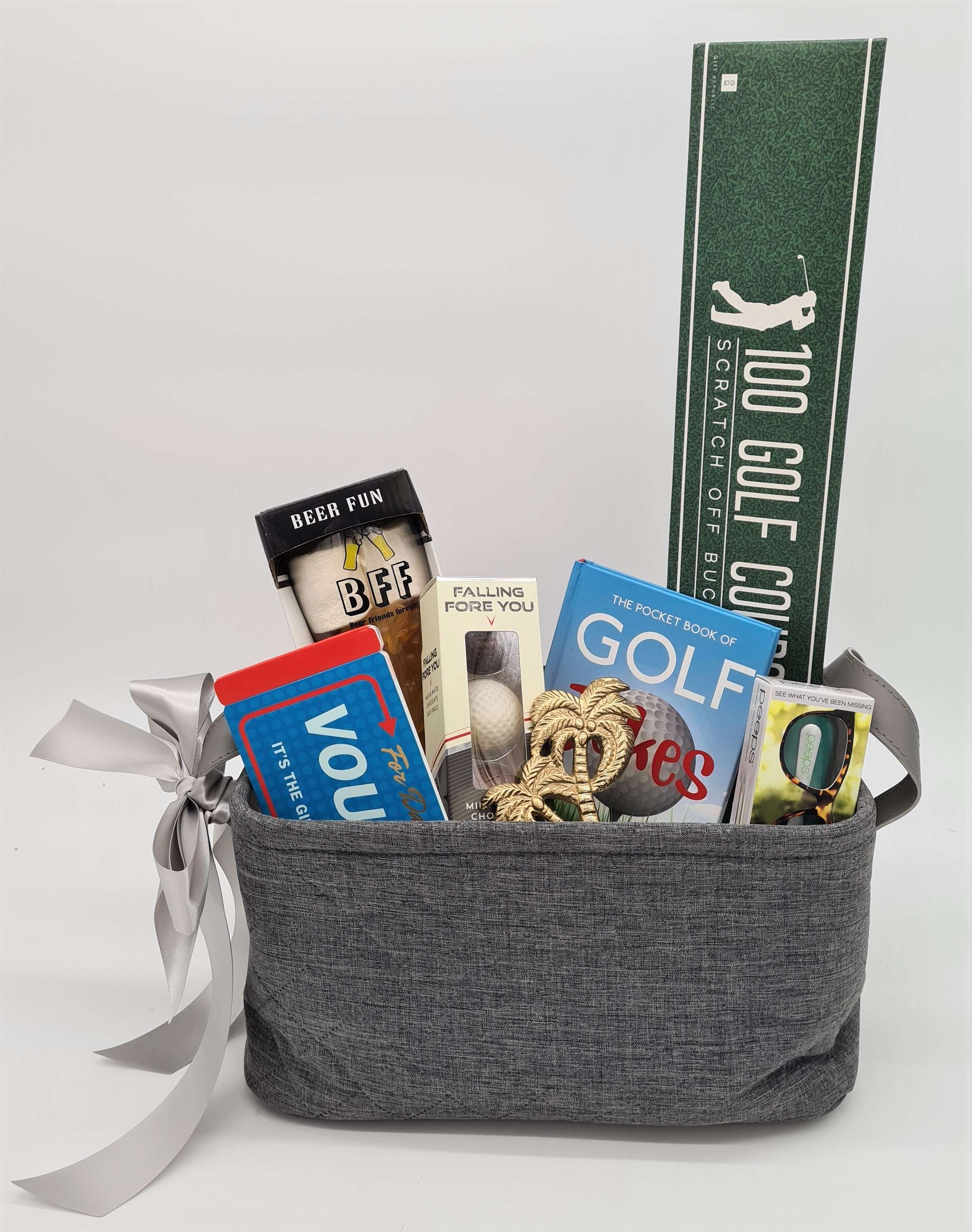 FATHERS DAY GOLF GIFT BASKET Thumbnail