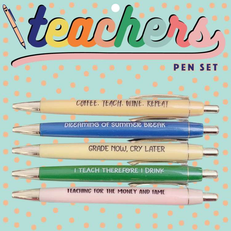 TEACHERS PEN SET Thumbnail