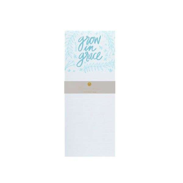 GROW IN GRACE  - TALL NOTEPAD Thumbnail