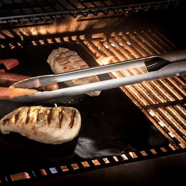 GRILL LIGHT LED GRILLING TONGS Thumbnail