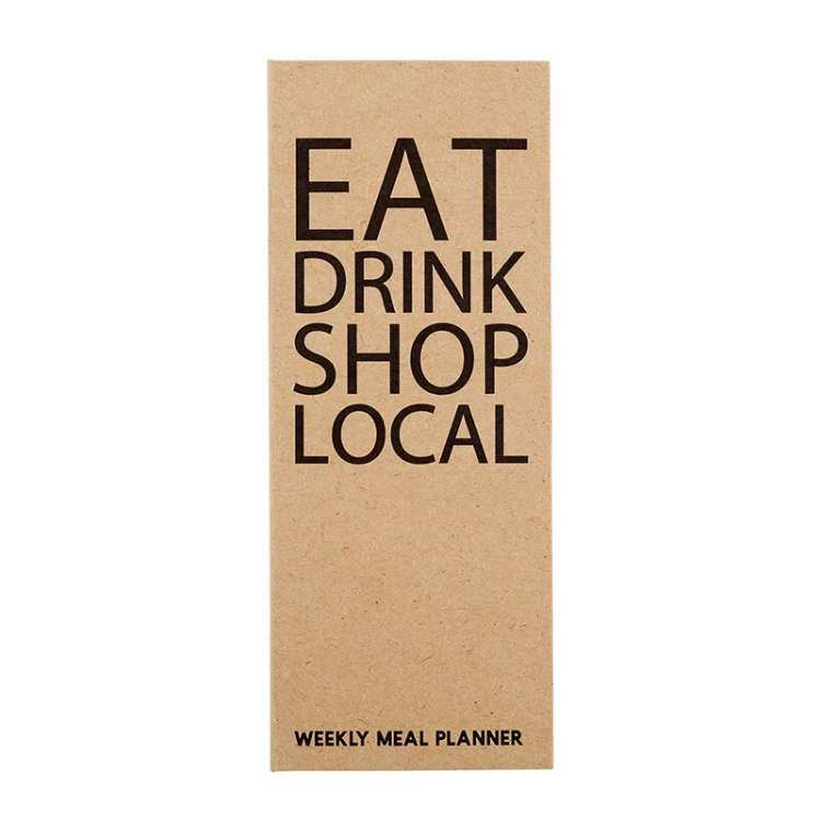WEEKLY MEAL PLANNER-EAT LOCAL Thumbnail